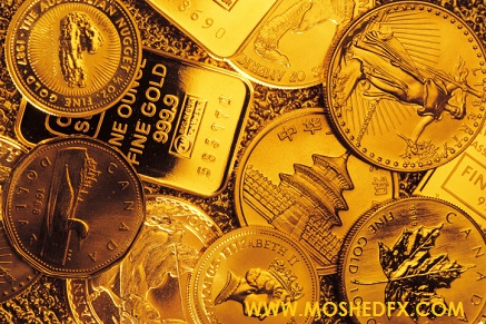 Online gold trading broker