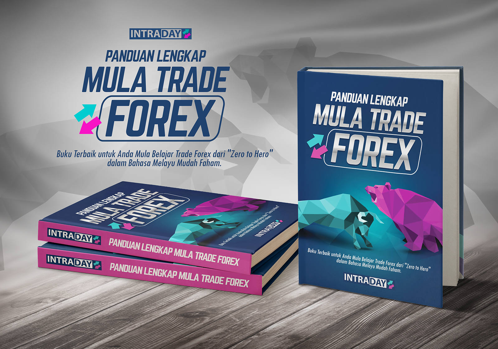 Buku panduan trading forex